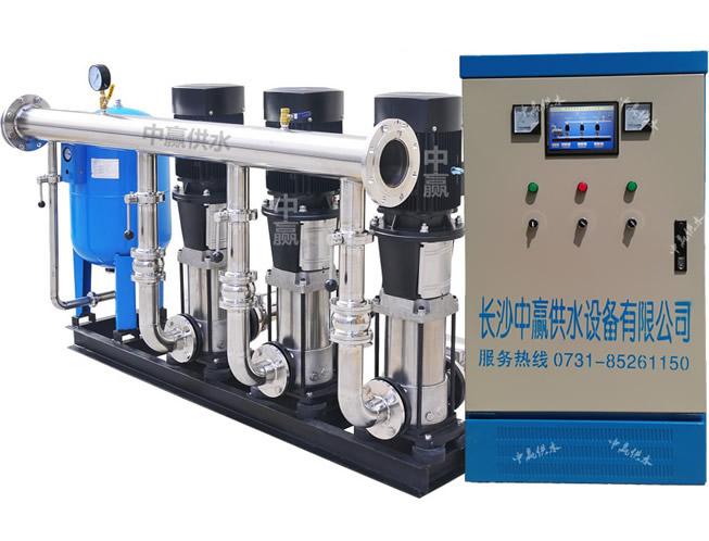 变频恒压给水设备多少钱一套呢